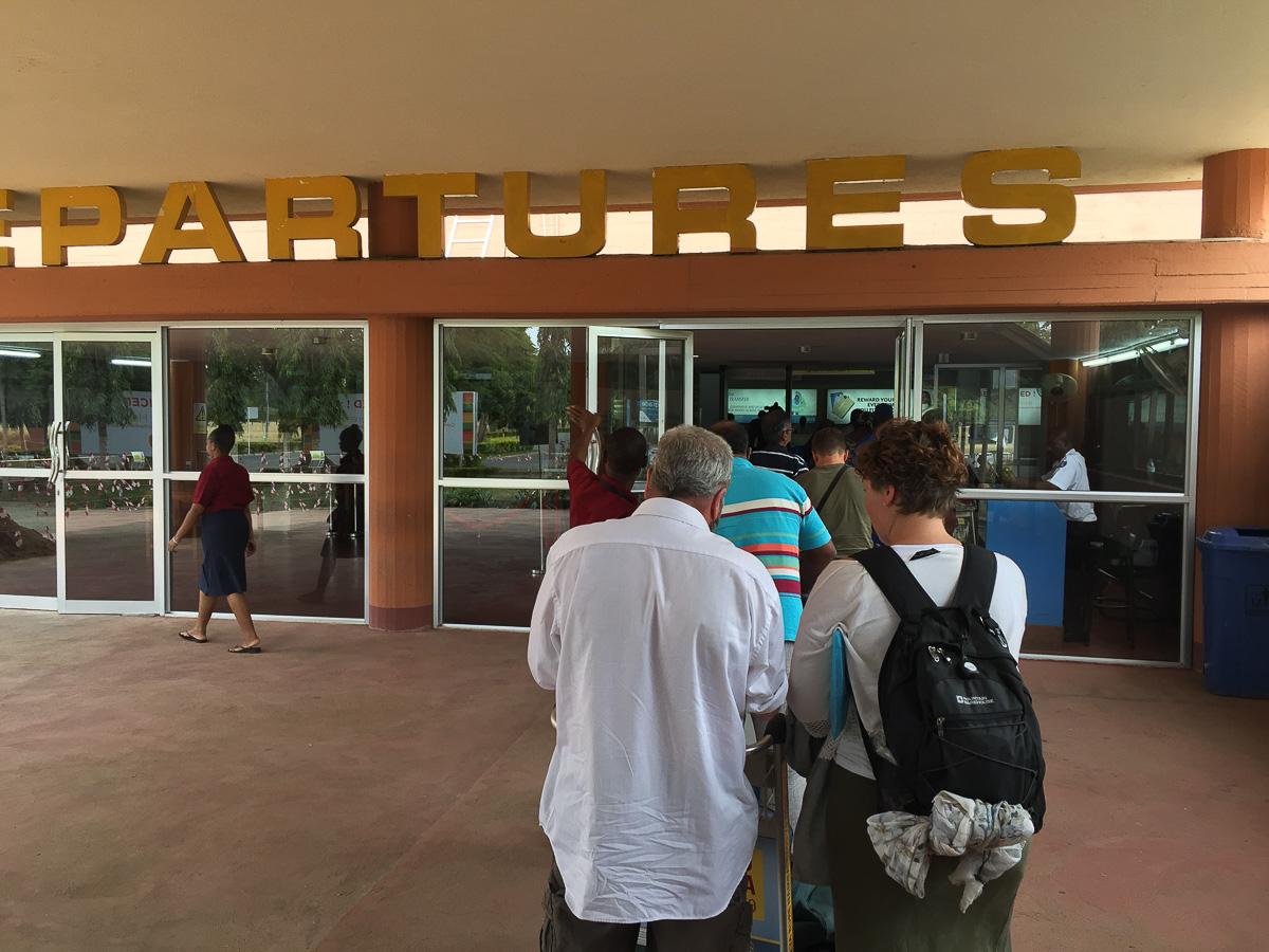 Arusha airport