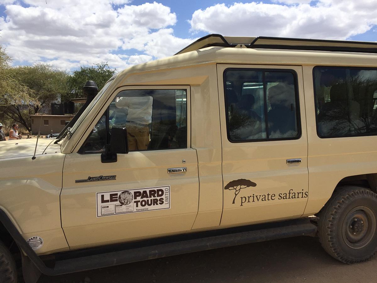 Leopard Tours