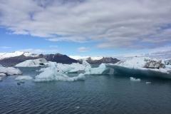 Jokulsarlon Glaciers