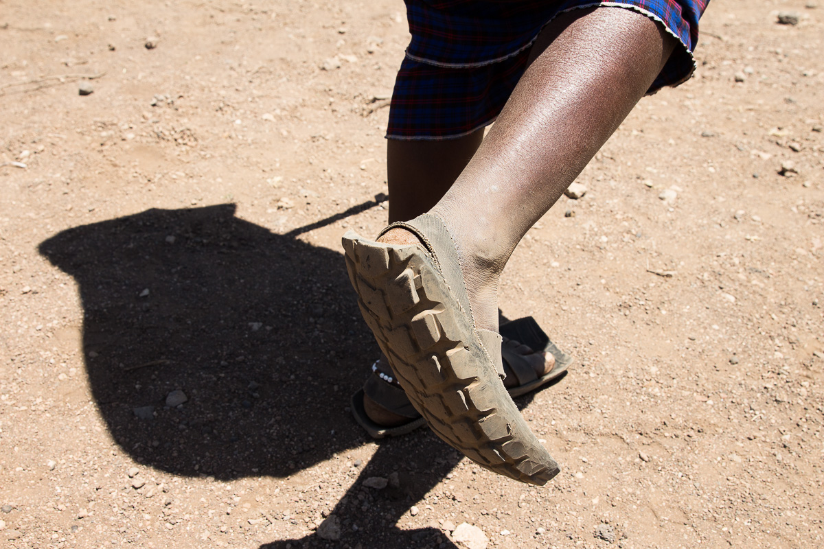Masaai shoes